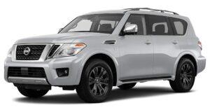 Nissan Armada Image