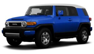 Toyota FJ Cruiser Image